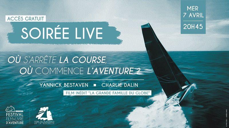 Revivez le Vendée Globe 2021 avec le vainqueur Yannick Bestaven et son dauphin, Charlie Dalin 1