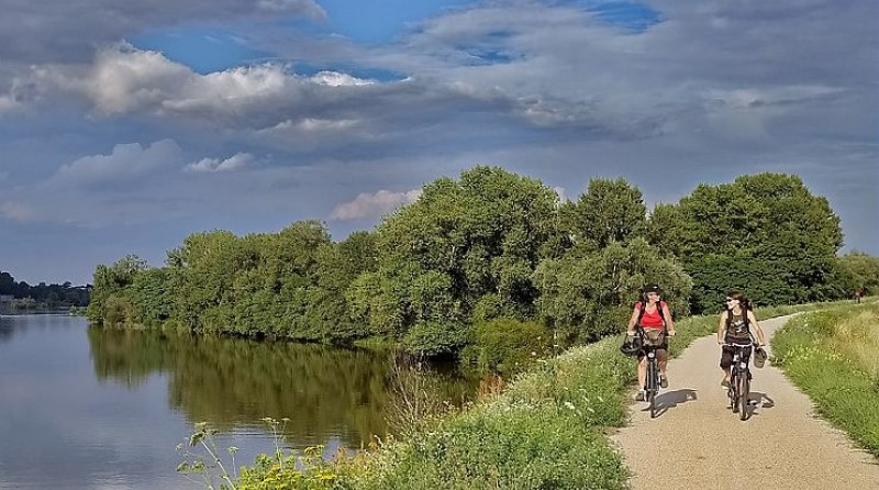 La Loire à Vélo mise en guide par Le Routard 1