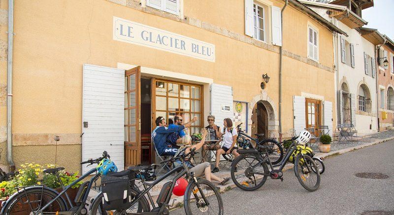 Moniteur cycliste français