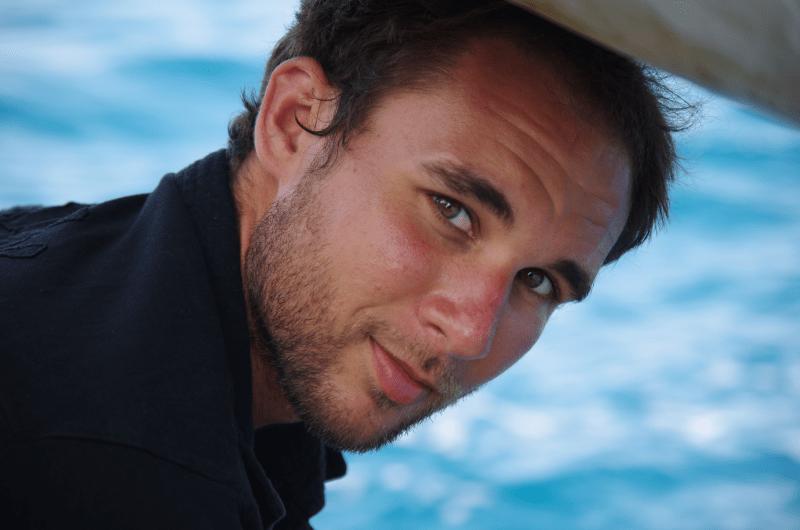 Maxime Berthon, aventurier poitevin sympathique et entraînant 1