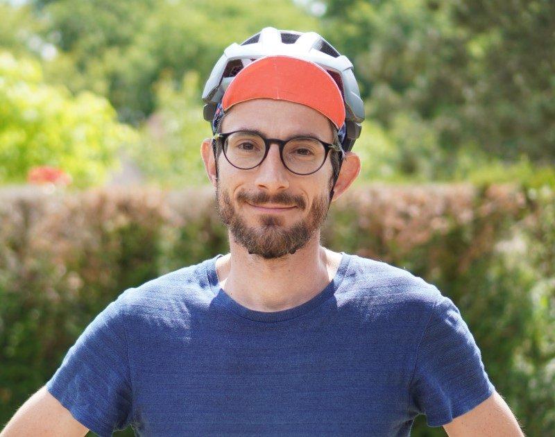« Quand on a goûté au voyage à vélo, on ne peut plus s'en passer » 1