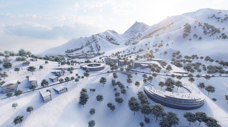 Un consortium d'entreprises françaises va implanter une station de ski en Ouzbékistan 1