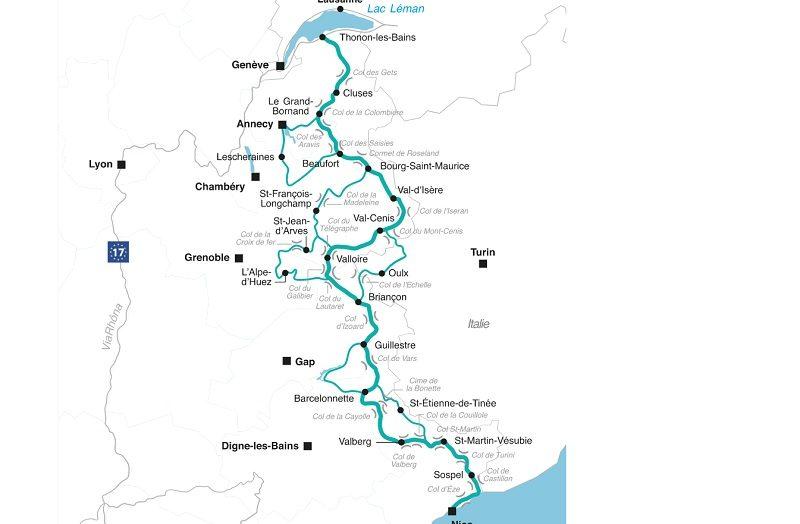 Route des Grandes Alpes : Avec le vélo à assistance électrique, un défi accessible au plus grand nombre 1