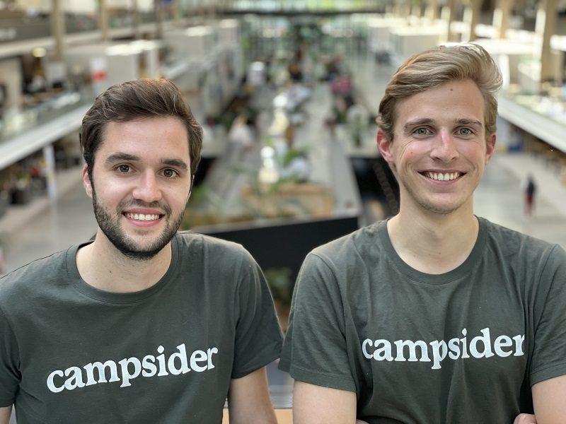 """Avec Campsider, vendez et achetez du matériel """"outdoor"""" d'occasion 1"""