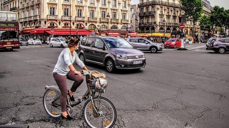Villes à vélo du Tour de France