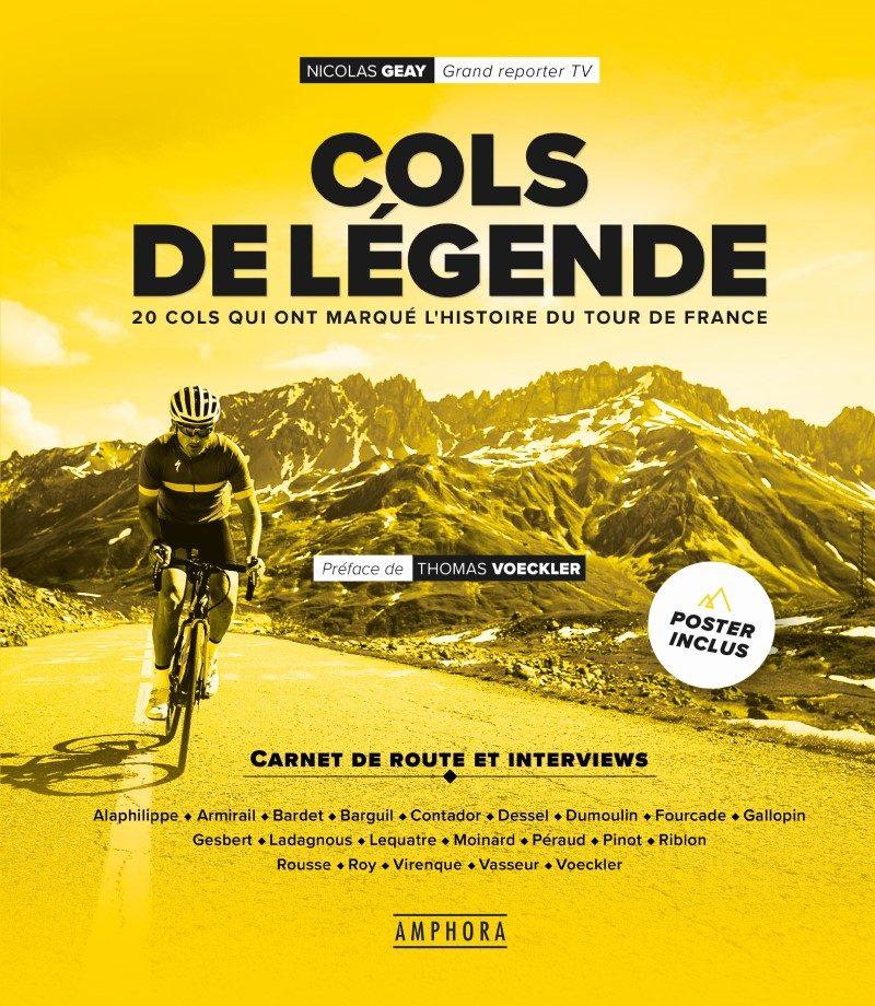 Nicolas Geay (France Télévisions) : Cols de légende, « venez, venez les faire ! » 3