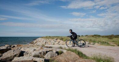 Un aventurier rouennais fait le tour de Normandie à vélo pour valoriser les grands itinéraires cyclotouristiques 2
