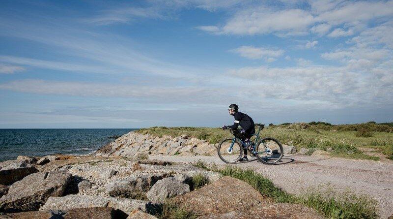 Un aventurier rouennais fait le tour de Normandie à vélo pour valoriser les grands itinéraires cyclotouristiques