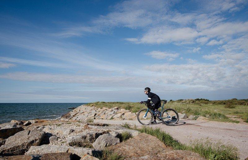Un aventurier rouennais fait le tour de Normandie à vélo pour valoriser les grands itinéraires cyclotouristiques 1