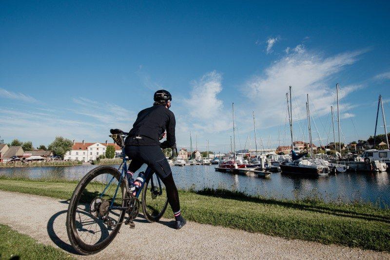 Un aventurier rouennais fait le tour de Normandie à vélo pour valoriser les grands itinéraires cyclotouristiques 3