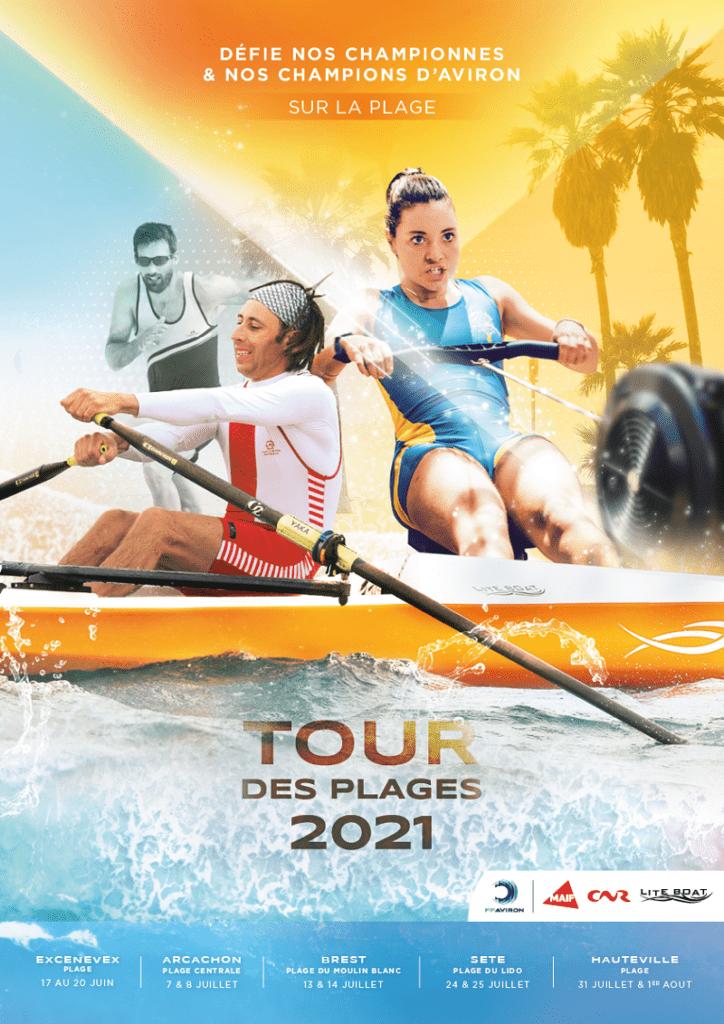 Connaissez-vous le Beach Rowing Sprint ? C'est de l'aviron et c'est spectaculaire 3