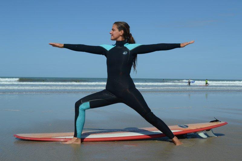 Katja Thomsen, professeur de yoga : « Je crois au voyage, c'est un besoin fondamental » 3