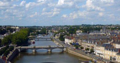 Tour de France, Etape 5. La Mayenne à toute allure 5