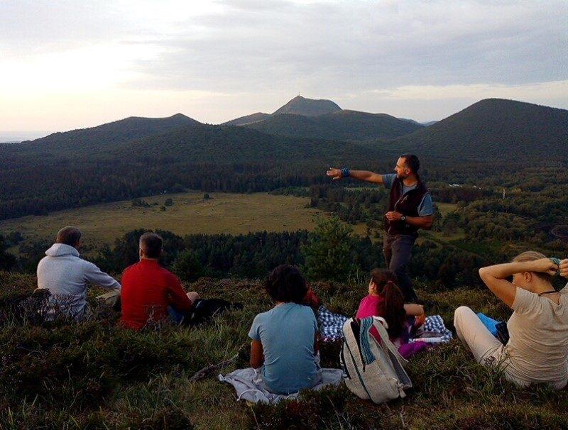 Volcans d'Auvergne : les « P'tites virées du Parc » sont de retour 1