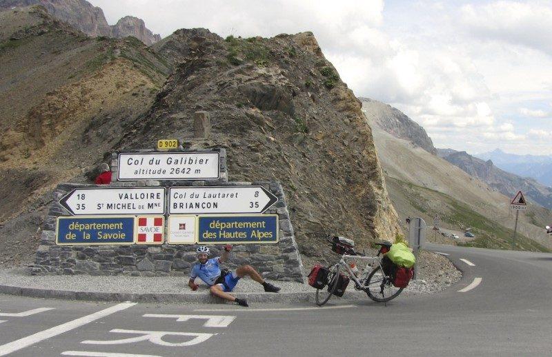 Le col du Galibier franchi par près de 25 000 cyclistes l'été dernier 1