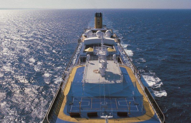 Les matches de l'Euro diffusés à bord des navires Costa 1