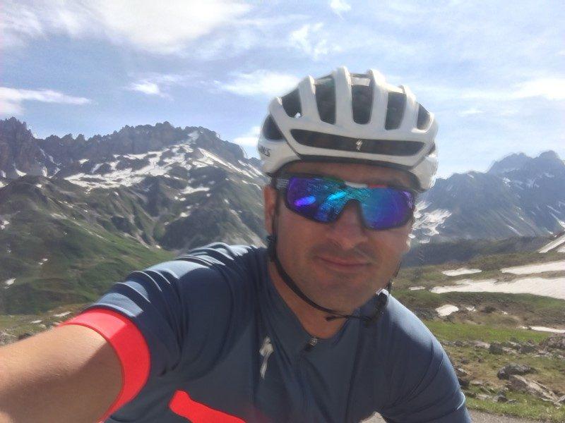 Nicolas Geay (France Télévisions) : Cols de légende, « venez, venez les faire ! » 1