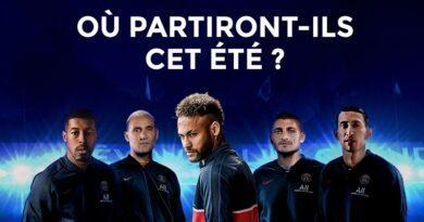 Où partiront les joueurs du PSG cet été ? 4