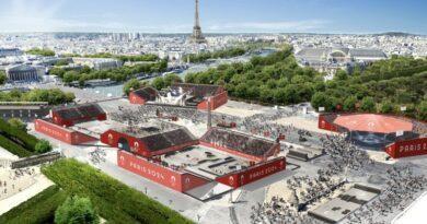 La place de la Concorde, belle et spectaculaire pour les JO de Paris 2024