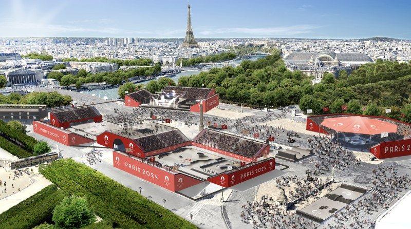 La place de la Concorde, belle et spectaculaire pour les JO de Paris 2024 1