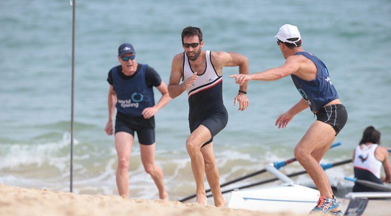 Connaissez-vous le Beach Rowing Sprint ? C'est de l'aviron et c'est spectaculaire 2