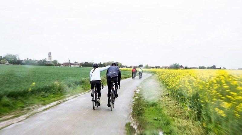 cyclo Bordeaux-Paris