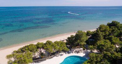 Escalade et aviron désormais possible au Forte Village Resort en Sardaigne