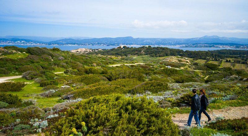 Dans le Var, l'île des Embiez joue la carte nature et sportive 2