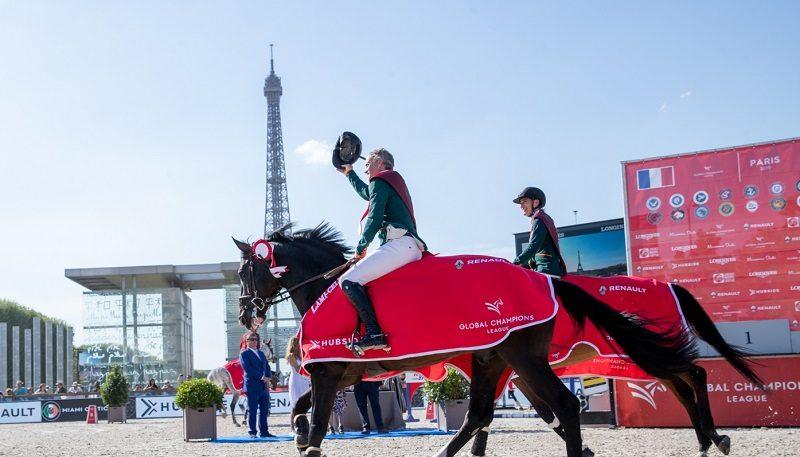 Longines Global Champion Tour : Les meilleurs cavaliers du monde ont rendez-vous sous la Tour Eiffel 1