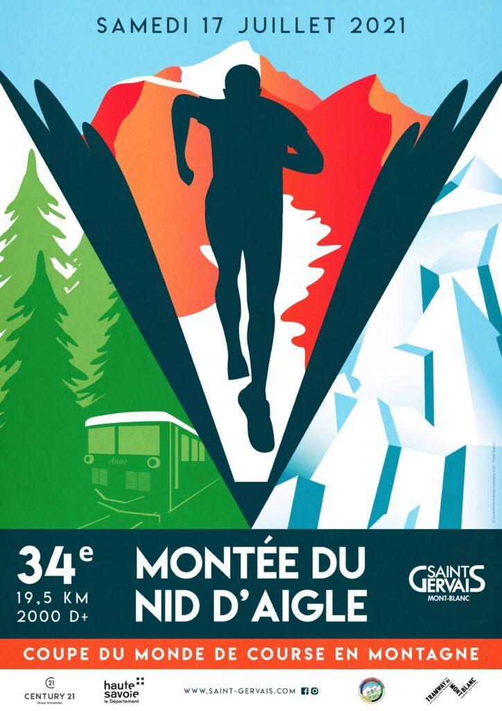 La montée du Nid d'Aigle, c'est le 17 juillet prochain à Saint-Gervais 2