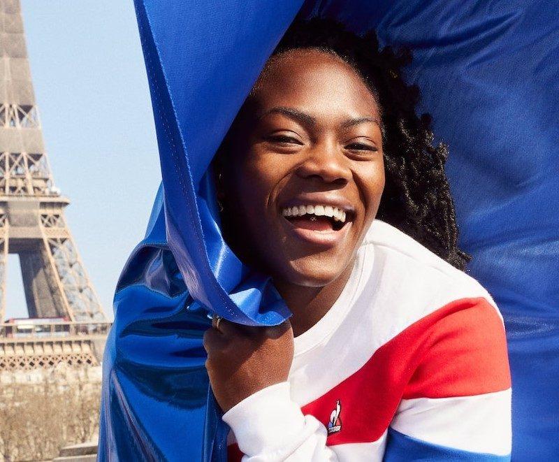 Via Airbnb, la championne de judo Clarisse Agbégnénou échange avec ses fans le 8 août prochain 1