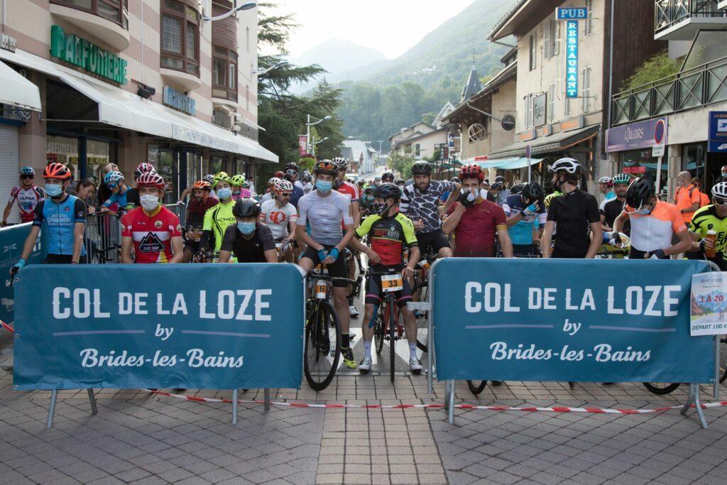 La cyclosportive Col de la Loze by Brides-les-Bains, c'est dimanche 2