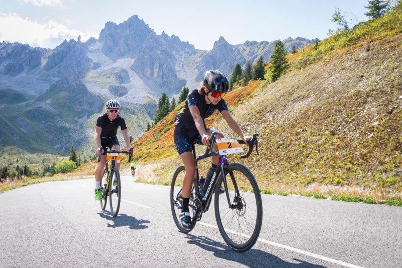 La cyclosportive Col de la Loze by Brides-les-Bains, c'est dimanche 1