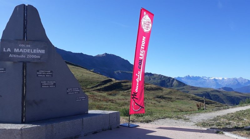 Mountain Collection 2021 : le 20 juillet, montée du col de la Madeleine 1