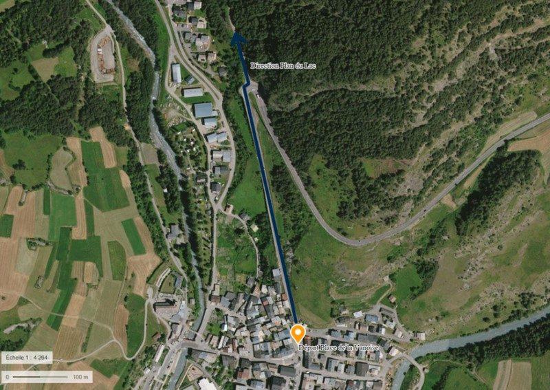 Mountain Collection 2021 : le 4 juillet, montée de Bellecombe / Plan du Lac 1