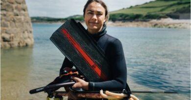 Léa Brassy, surfeuse et apnéiste : « Nous avons su adopter des passions saines qui nous permettent d'être en bonne santé »