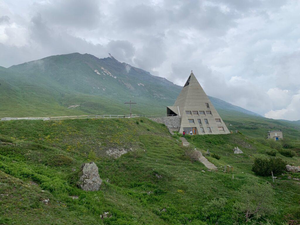 Mountain Collection 2021 : le 7 juillet, montée du col du Mont-Cenis 2