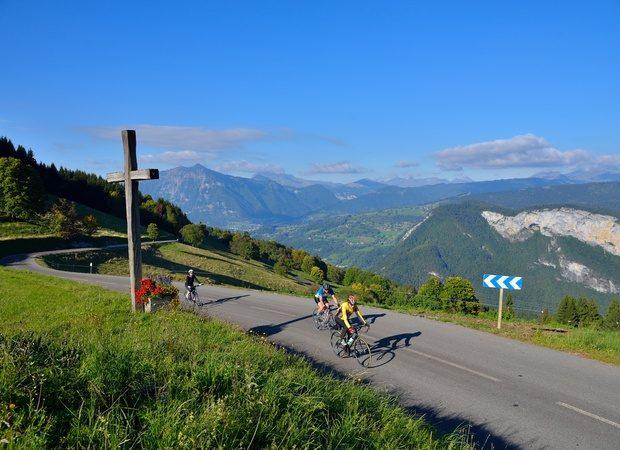 Tour de France, Etape 8 : A l'assaut des premiers cols en Haute-Savoie 1