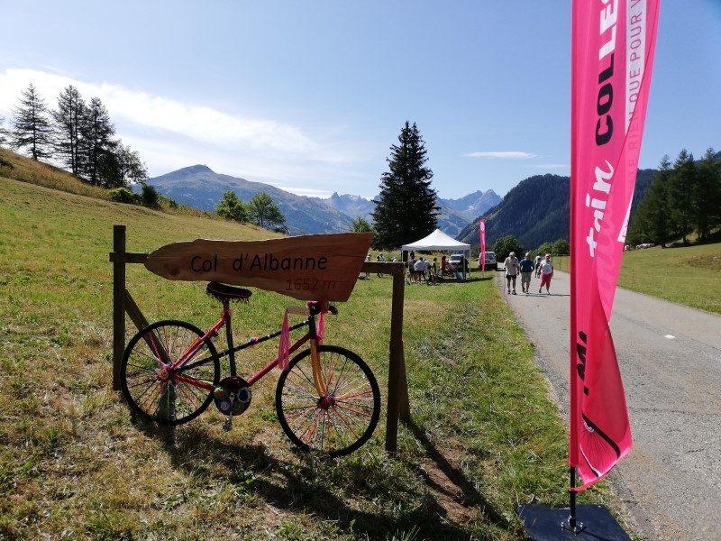 Mountain Collection 2021 : le 12 août, montée aux Karellis par le col d'Albanne 1