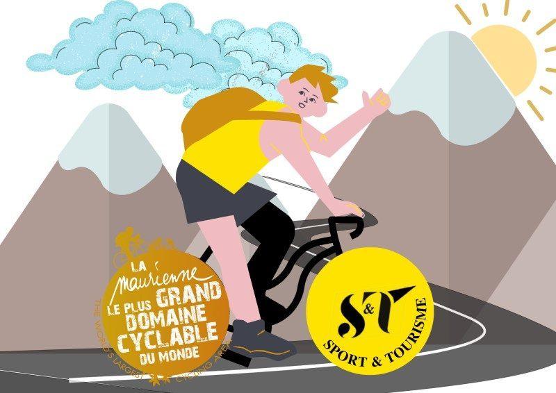 Mountain Collection 2021 : le 29 août, montée à Valmeinier 1 800 2