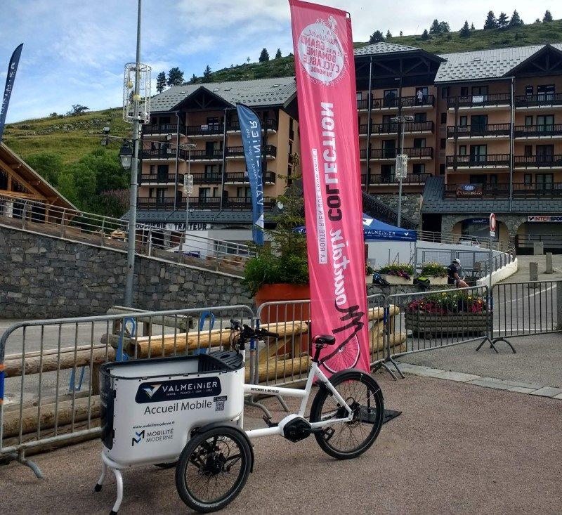 Mountain Collection 2021 : le 29 août, montée à Valmeinier 1 800 1