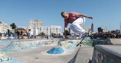 Le Havre capitale des sports urbains le temps d'un weekend
