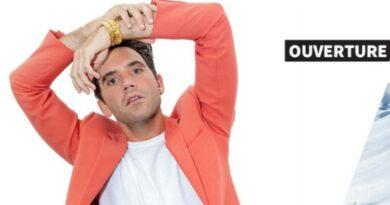 Le chanteur Mika fait l'ouverture de la station de Vars 2