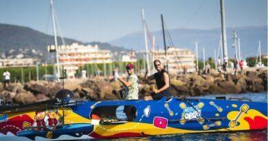 Mcfly et Carlito ont traversé la Méditerranée à la rame 8