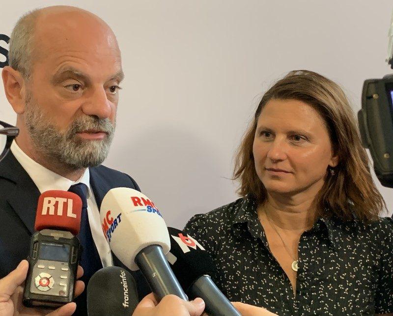 Jean-Michel Blanquer : « Le sport n'est pas un p'tit sujet » 1