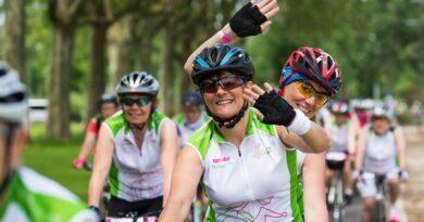 Les femmes à vélo convergent vers Toulouse le week-end prochain 1