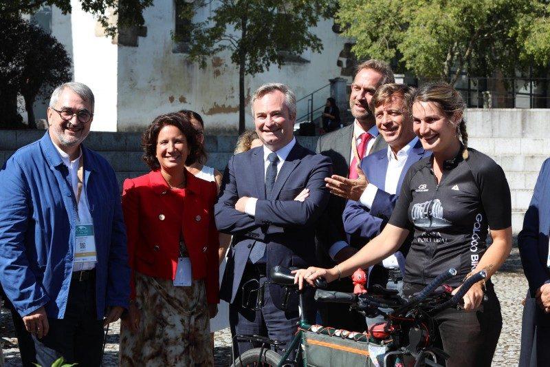 Isaure Delom : « Faire la promotion du slow travel à vélo » 2