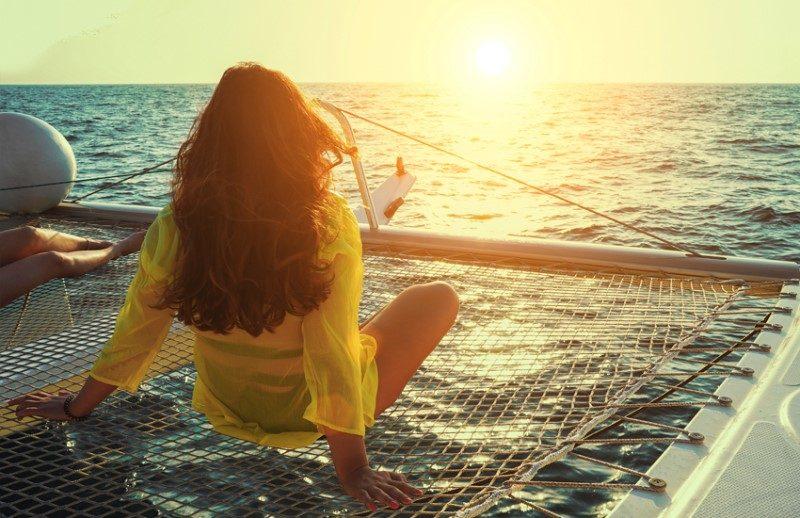 Côte d'Azur : randonnée et jeûne sur un catamaran pour se reconnecter 1