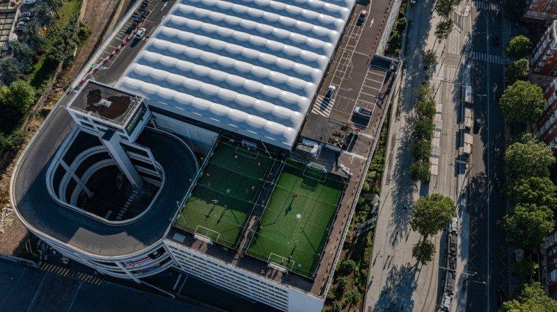Le Five inaugure un nouveau centre avec vue imprenable sur Paris 2