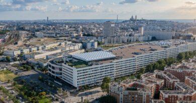 Le Five inaugure un nouveau centre avec vue imprenable sur Paris 3